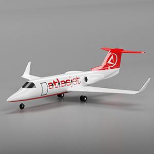 Learjet – 25 AtlasJet 利尔喷气飞机3D模型-070502F1