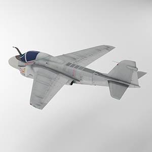 格鲁曼A-6入侵者攻击机-1103F1