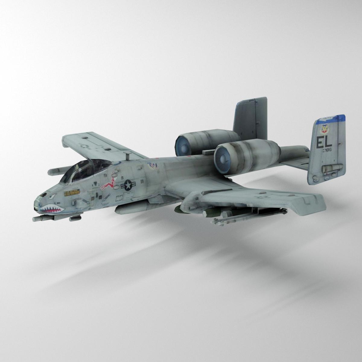 A-10攻击机EL-1103F3