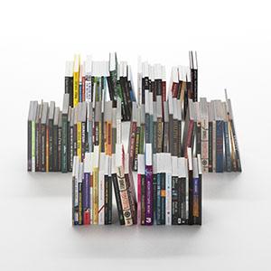 现代书籍3D模型-0315S3