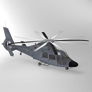 武直-9武装直升机-1105JZ3