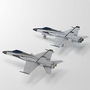 YF-17眼镜蛇战斗机-1103F6
