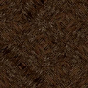 4K深色原木拼花地板-020202M29