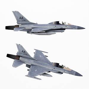 F16D战斗机-1103F11