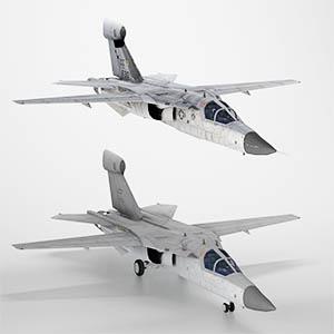 "EF-111A ""Raven""渡鸦式电子战飞机-1103F13"