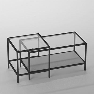 玻璃茶几桌子-0106Z1