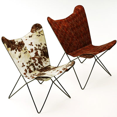 皮质休闲躺椅-010404Y5