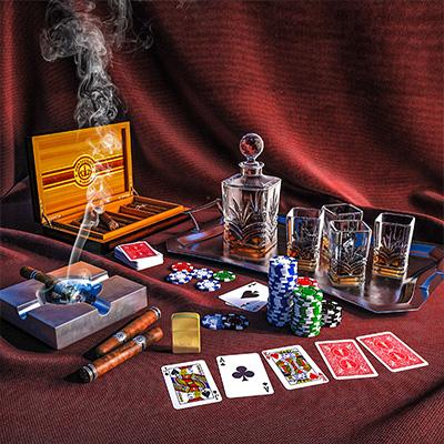香烟扑克牌-1309Z1