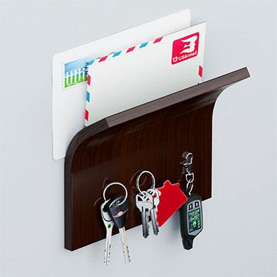 钥匙信件3D模型-0608B3