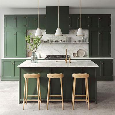 厨房组合3D模型-0412C1
