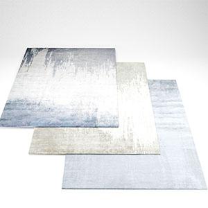 版布干维尔岛地毯3D模型-0313T4