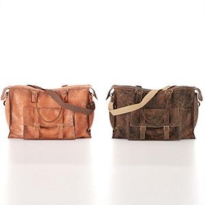 休闲皮包3D模型-0310B2