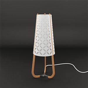 台灯3D模型-0205T2