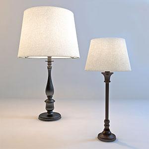 台灯3D模型-0205T6
