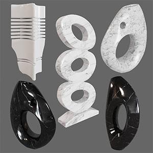装饰品摆件3D模型-0303B38