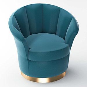 沙发椅3D模型-0103D7
