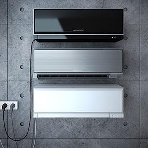 空调3D模型-2201T1