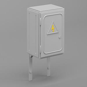 配电箱3D模型-2102D5