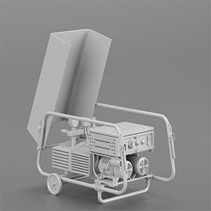 发电机3D模型-2102D9