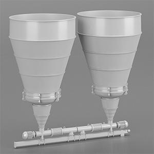 工厂电机设备3D模型-2102D10