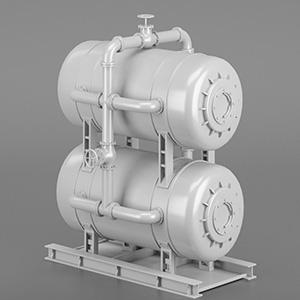 工厂罐体设备3D模型-2105D2