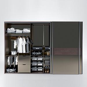 衣柜3D模型-0110G2