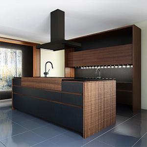 厨房组合3D模型-0412C5