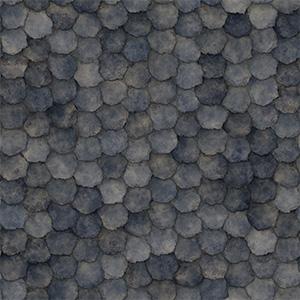 8K屋顶瓦不规则石头瓦贴图-020203W78