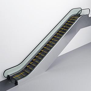 扶梯3D模型-0603T1