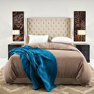 床3D模型-0101C30