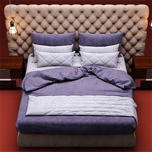 床3D模型-0101C33