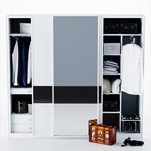 衣柜3D模型-0110G3