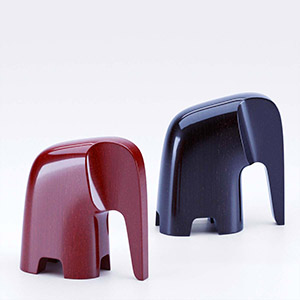 大象装饰3D模型-0303B64