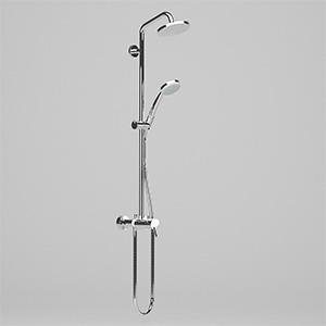淋浴花洒3D模型-0509S2