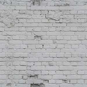 8K白色砖墙贴图-0204Z6