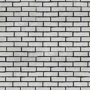 8K白色砖墙贴图-0204Z7
