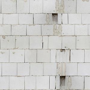 8K白色砖墙贴图-0204Z9