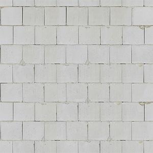 8K白色砖墙贴图-0204Z10