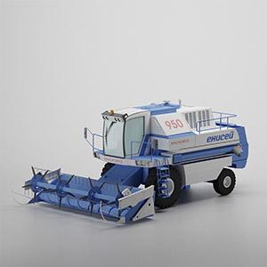 Yenisei-950联合收割机3D模型-070303G1