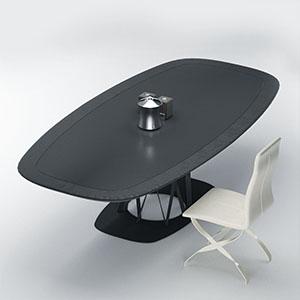 桌椅3D模型-0107ZY22