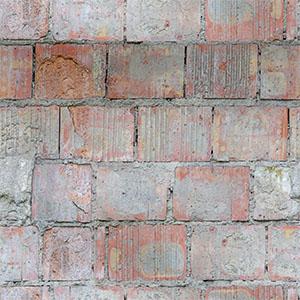 8K红砖墙加水泥贴图-0204Z19