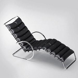 躺椅3D模型-010404Y12