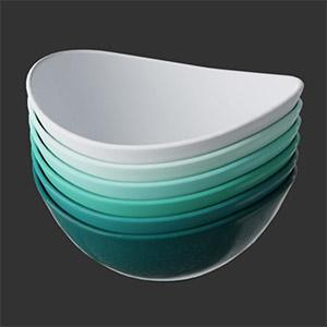 碗3D模型-0410C16