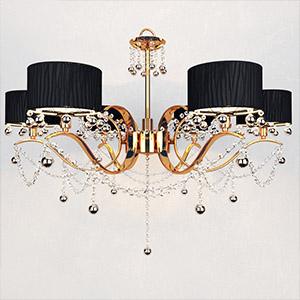 吊灯3D模型-0202D33
