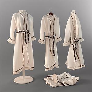 浴袍睡衣3D模型-0309Y54