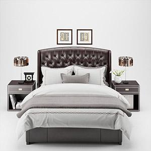 床3D模型-0101C36