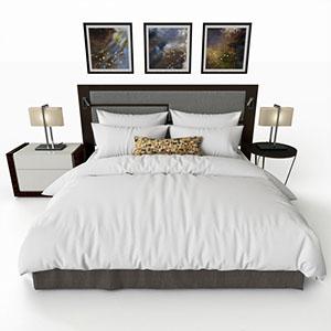 床3D模型-0101C38