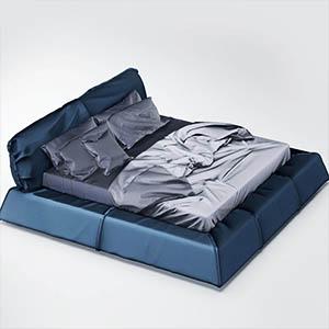 床3D模型-0101C40