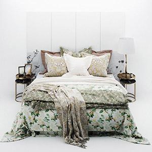 床3D模型-0101C41
