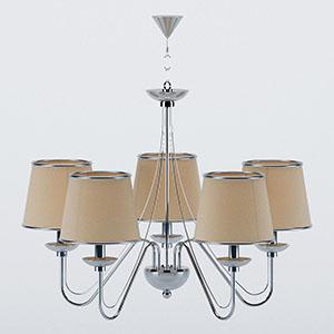 吊灯3D模型-0202D38